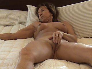 Wife Marcy Masturbates